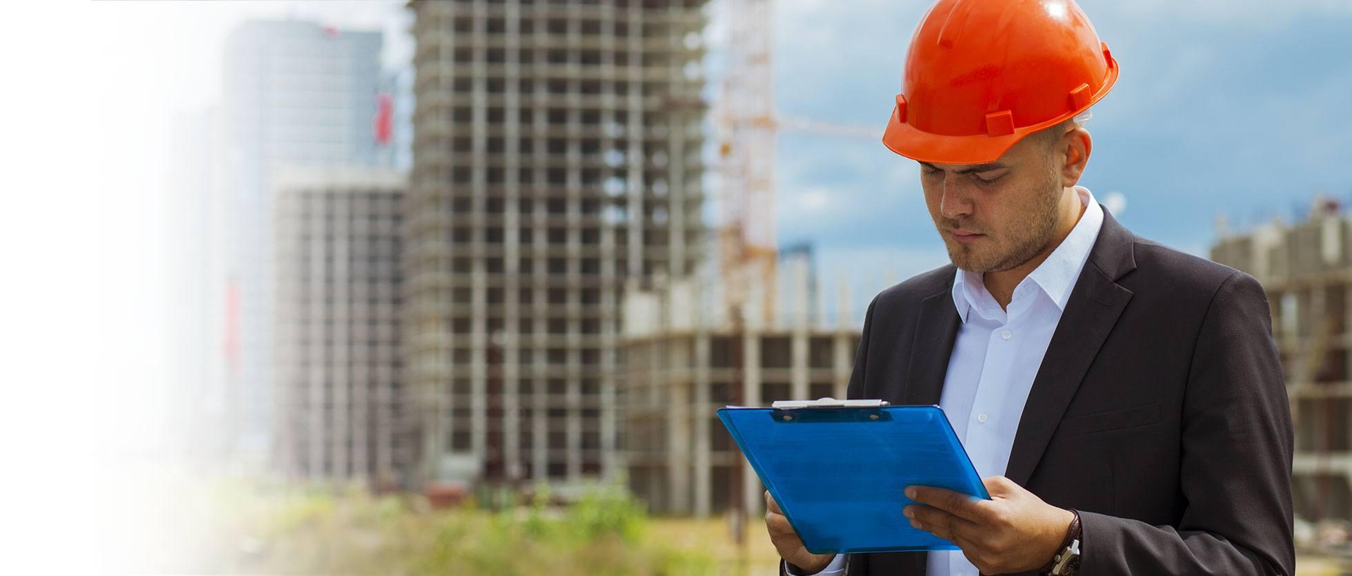 Wir sind in der Lage Ihre Bauwerke regelmäßig und sachkundig zu prüfen